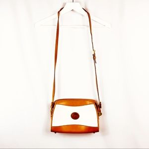 VINTAGE DOONEY & BURKE - White crossbody